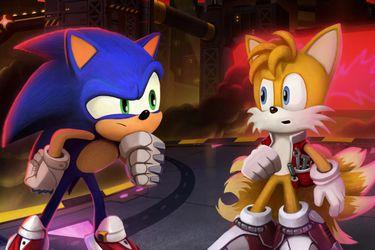 Artes conceptuales ofrecerían un vistazo a Sonic Prime, la nueva serie animada del erizo para Netflix