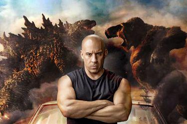 Toretto le ganó sin problemas a Godzilla y Kong