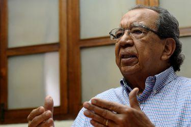 """Edmundo Jarquín: """"Daniel Ortega es una amenaza a la seguridad hemisférica"""""""