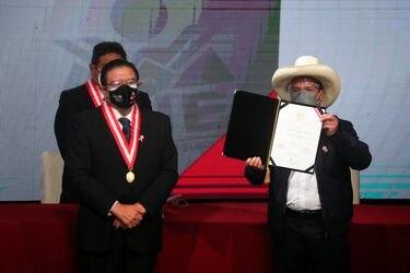 Pedro Castillo: El círculo de confianza que rodea al Presidente electo de Perú