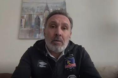 """Espina y el protocolo para volver a entrenar: """"Los futbolistas se pueden quedar tranquilos, está todo preparado"""""""