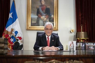 Presidente Piñera promulga ley de Ingreso Mínimo Garantizado y primer pago se hará a partir de mayo
