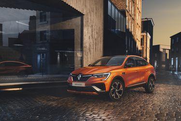 El Renault Arkana anunciado para Europa con motorizaciones híbridas y una versión deportiva RS