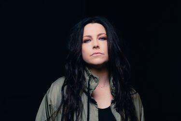 """Amy Lee, líder de Evanescence, dueños de uno de los discos más elogiados del año: """"Cuando se trata de ser creativa, estar aislada es algo bueno"""""""