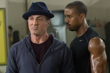 Stallone dice que Rocky no será parte de Creed 3