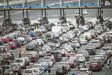 Revisa el plan de contingencia vial para el feriado del martes