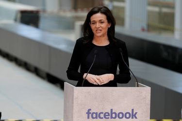 ¿Se está reduciendo el poder de Sheryl Sandberg? Diez años de datos de Facebook ofrecen pistas