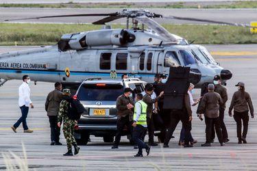 Gobierno de Chile expresa condena por ataque al helicóptero en que viajaba el Presidente de Colombia y dos de sus ministros