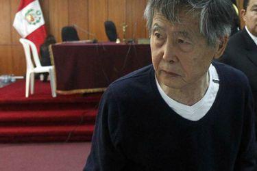 Expresidente peruano Fujimori respalda rechazo de su hija a destitución de Vizcarra