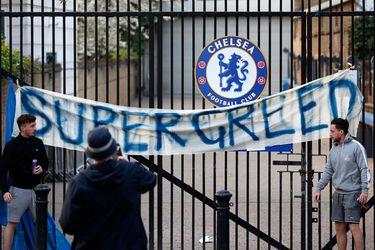 La Superliga dura dos días: se borran los seis clubes ingleses