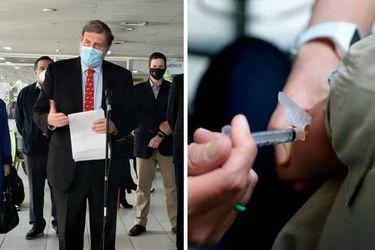 Reforzamiento al plan de vacunación: Mutuales se suman al proceso y gobierno anuncia entrada en vigencia de permiso laboral de media jornada