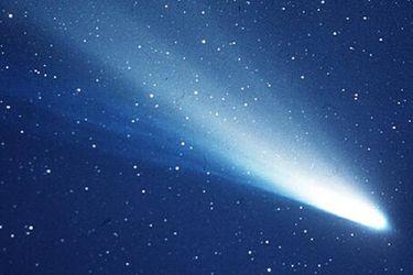 Cómo ver desde Chile la lluvia de estrellas provocada por el cometa Halley