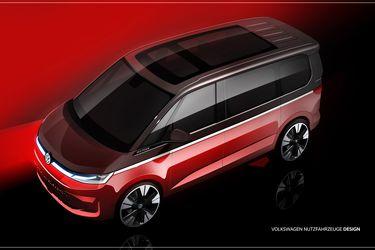 Volkswagen adelanta la nueva generación del furgón Kombi