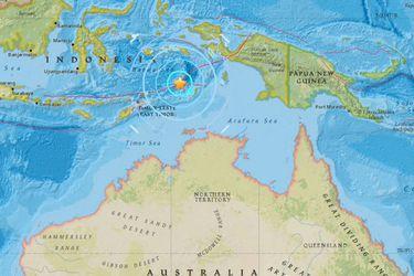 Levantan alerta de tsunami en Indonesia tras sismo de 6,4° Richter