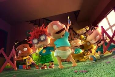 La nueva serie de animación digital de Rugrats tendrá al elenco de voces originales