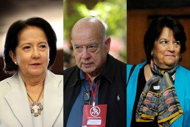 """Ex ministros de la Concertación y la Nueva Mayoría hacen """"urgente llamado"""" a la unidad del país"""