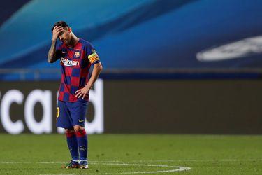 Expresidente del Inter le hace otro guiño a Messi en medio de la crisis del Barcelona
