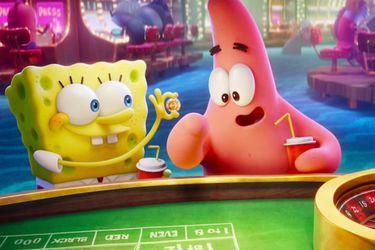 Netflix estrenará la nueva película de Bob Esponja