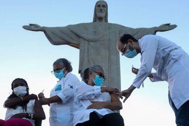 Brasil registra 1.209 nuevas muertes por pandemia: víctimas fatales ya llegan a 558.432 personas