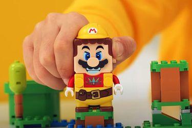 Mario podrá cambiar de atuendo con los Power-Up Packs de su línea de LEGO