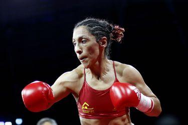Krespita Rodríguez sufre un tumor cervical