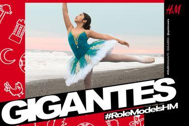 Role Models H&M: conoce a 6 pequeñas grandes promesas chilenas