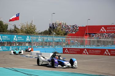 La Fórmula E abrirá la séptima temporada con una doble fecha en Santiago