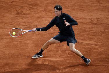 Thiem avanza sin complicaciones a la segunda ronda de Roland Garros