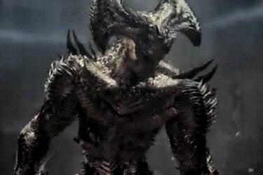 Steppenwolf está en todo su esplendor en la nueva imagen que presentó Zack Snyder