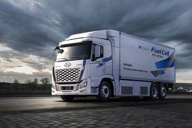 Alistan la llegada a Chile del primer camión a hidrógeno verde