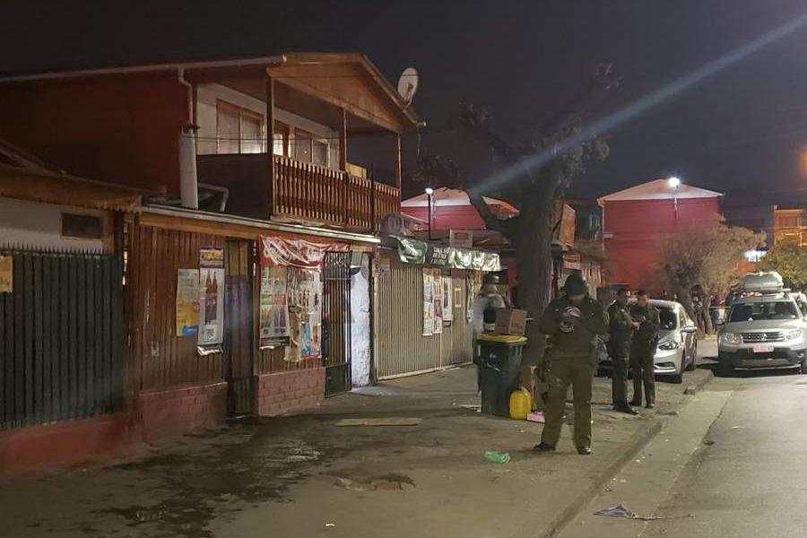Tres muertos por tiroteo en Puente Alto