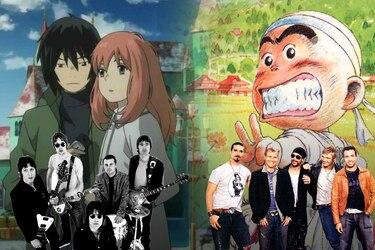 Bandas Anime