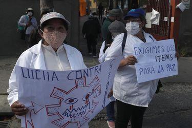 Dos meses de cuarentena: Las movilizaciones sociales van al alza en Bolivia