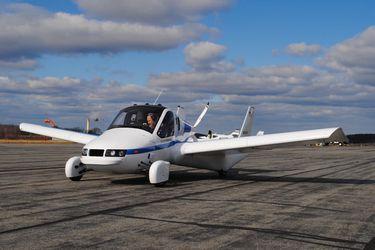 El primer auto volador del mundo sale a la venta en octubre