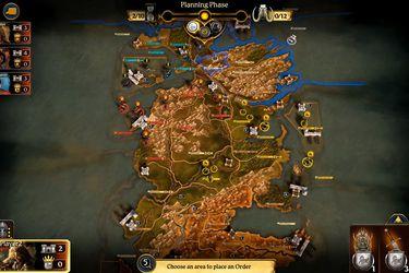 Juego de mesa de Game of Thrones llegará a PC