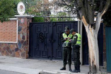 Embajada de México en La Paz