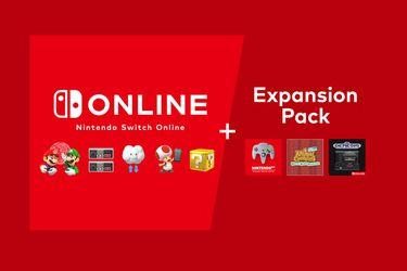 El precio de la nueva expansión de Nintendo Switch Online costará más del doble que la suscripción básica