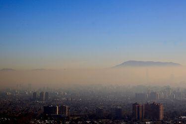 Intendencia decreta preemergencia ambiental en la Región Metropolitana: es la quinta en lo que va del año