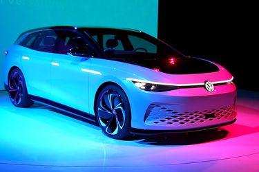 Los europeos aman los station wagon y Volkswagen les dará en el gusto, ahora en formato eléctrico