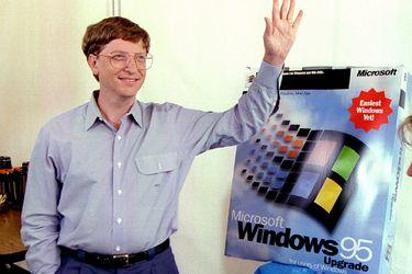 Publicidad con los Rolling Stones, el origen del botón de inicio y la consagración del reinado de Bill Gates: Windows 95 cumple 25 años