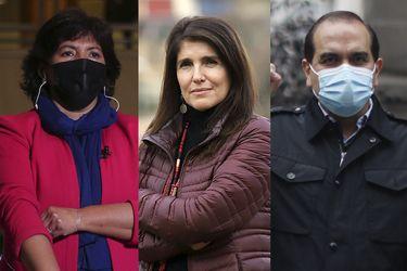 Candidatos de Unidad Constituyente sostendrán primer debate televisivo el próximo lunes