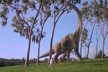 El triste final que tuvo el Braquiosaurio de Jurassic Park