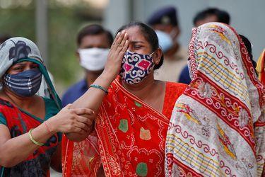 India supera cifra récord con más de 4.000 muertos en un día por el covid