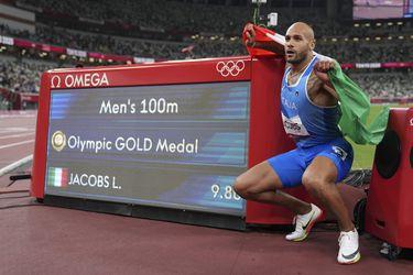 El italiano Marcell Lamont Jacobs toma el trono dejado por Bolt al quedarse con el oro en los 100 metros