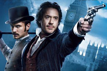 Sherlock Holmes 3 podría desarrollarse en el Viejo Oeste