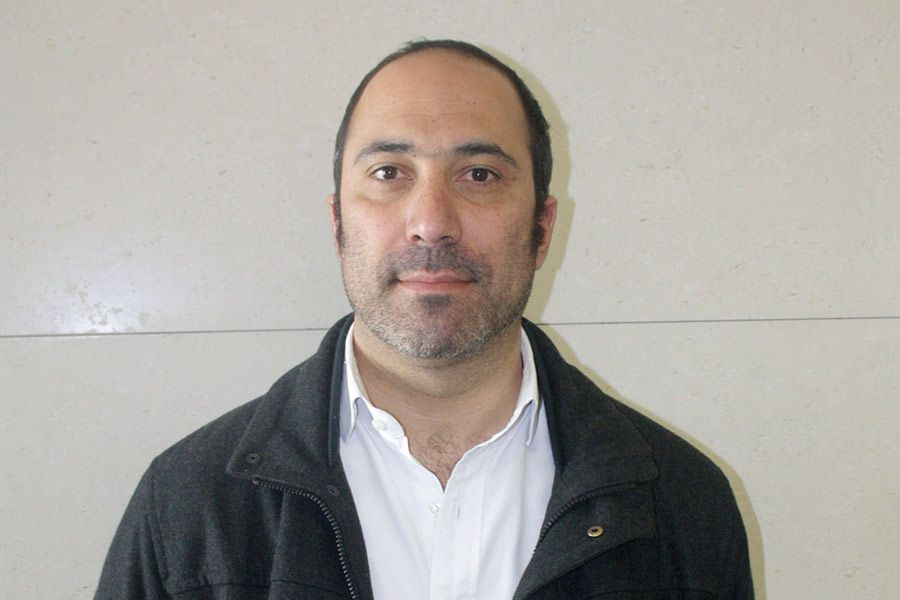 Jorge Selume Aguirre. Foto: Camcha