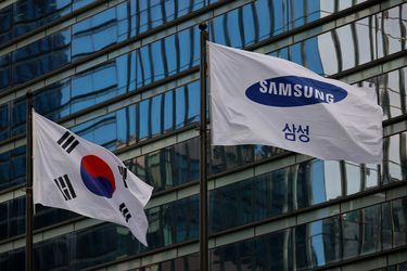 La muerte del presidente de Samsung impulsa a la empresa en bolsa