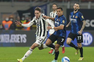 Sin Vidal y con 18 encendidos minutos de Alexis: al Inter se le escapa el triunfo en el derbi de Italia