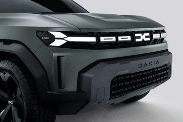 La marca rumana Dacia estrena nuevo logo