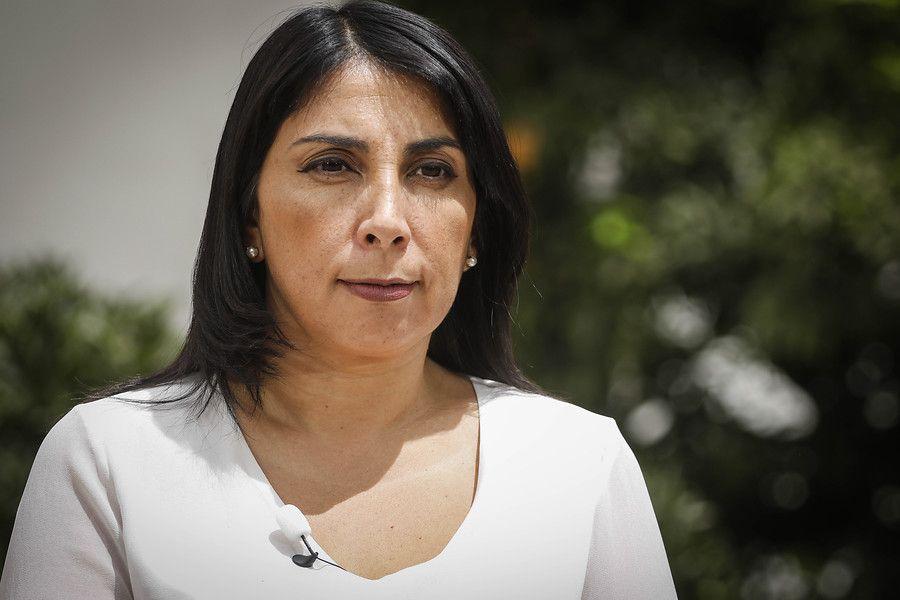 Karla Rubilar (Foto: Agencia Uno)